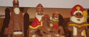 Brood & Banket Depotter - Korbeek-Lo (Bierbeek) -  SINTERKLAAS